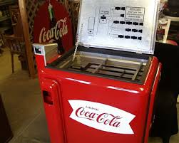 Retro Soda Vending Machine Cool Stuart Vyse Fond Memory Water Bath Slider Coke Machines