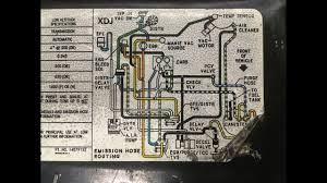 1984 chevy gmc vacuum diagram routing solved 1984 chevy gmc vacuum diagram routing solved