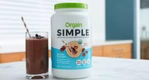 Orgain Debuts <b>Simple Organic Plant</b> Based <b>Protein Powder</b> In ...