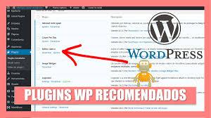 mi lista de plugins 2019 basicos para empezar con tu de wordpress