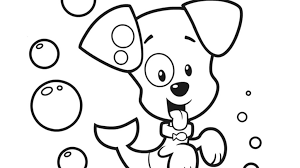 Small Picture Bubble GuppiesBubble Puppy Colouring Pages for Preschoolers
