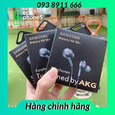 Tai nghe AKG SamSung S8 Chính Hãng / Âm Thanh Chuẩn / Dây Bọc Dù