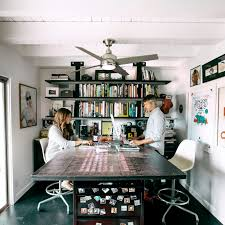 creative home office. Simple Creative Industrial Office On Creative Home E