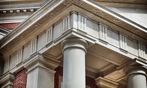 columns designed unlimited design freedom with manufactured architectural cast stone precast concrete gfrc seamless matching