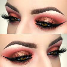 18 cool makeup looks for hazel eyes and a tutorial for dessert