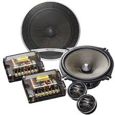 6.5 Component Speakers