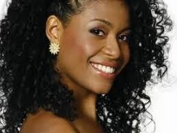 Idées Coiffures De Mariage Pour Cheveux Afro Bouclés
