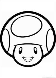 Mario Kart Toad Coloring Page Free Coloring Pages On Art Coloring
