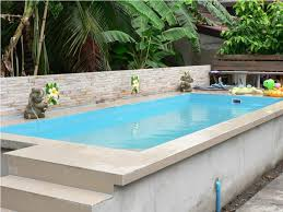Above Ground Pool Styles