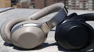 sony 1000x. sony\u0027s mdr-1000x is one high-tech wireless noise-canceling headphone sony 1000x