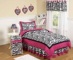 Bedding Breathtaking Hot Pink Black White Zebra Print Comforter ... & Breathtaking Hot Pink Black White Zebra Print Comforter Sets Full Queen  Girls Animal Bedding Uk Twi Adamdwight.com