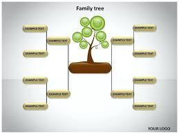 Simple Family Tree Template Blank Pdf Free – Mstaml