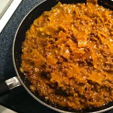 four cheese lasagna hamburger helper
