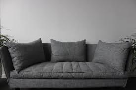 white throw pillows on gray couch pikrepo