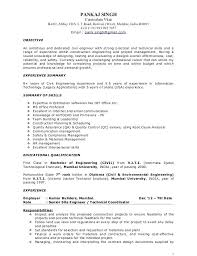 Construction Resume Skills Noxdefense Com
