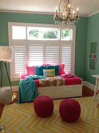 bedroom ideas for teenage girls green. Fine Teenage Bedroom Terrific Daybed For Teenage Girl Canopy With Trundle Bedroom  Green Paint And  In Ideas Girls E