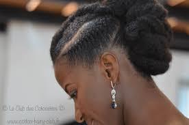 Coiffure Je Me Marie Avec Mes Cheveux Naturels