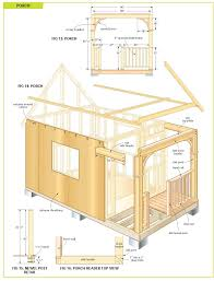 free wood cabin plans free step by step shed plans from 9 wooden house building plans
