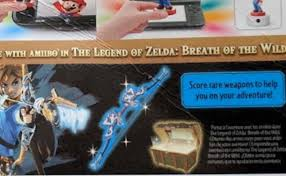 Breath Of The Wild Amiibo Chart What All The Zelda Breath Of The Wild Amiibo Do Metro News