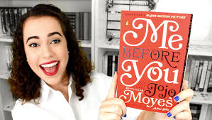 Jojo moyes me before you review