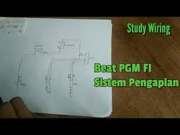 wiring diagram beat pgm fi wiring diagram datasource skema sistem pengapian beat pgm fi wiring diagram beat pgm fi