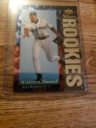 Distributed as a box set, the 1994 fleer update alex rodriguez rookie card shows the youngster flexing a little muscle. 1994 Upper Deck Alex Rodriguez Rookie Card Electric Diamond Bccg Ebay