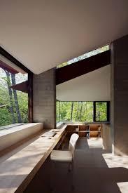 japanese office design. Cool Japanese Style Office Design Via Minimalistic Interior Furniture Design: Small Size E