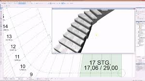 Strickleiter 5 holztreppenstufen+gewichtsstufe ca 1,8m unbenutzt. Archicad Forum Thema Anzeigen Viertelgewendelte Stiege Mit Winkelanderung