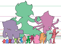 Su Size Comparison Chart Steven Universe Know Your Meme
