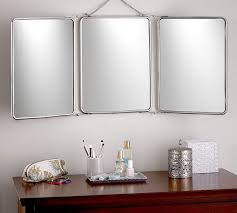 features look your best from every angle with our adjustable tri fold mirror the perfect addition to any dressing table features led