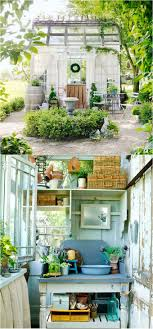 made from 34 salvaged windows this 61 square foot garden retreat is magical inside and out