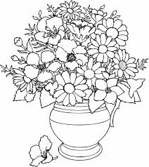 Fresh Free Flower Coloring Pages Printable Gallery Printable