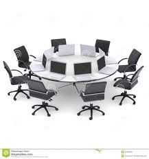 round office desk. brilliant desk laptops on the office round table and chairs stock photos image  tables olx in round office desk
