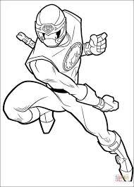 Disegno Di Power Ranger Da Colorare Disegni Da Colorare E Stampare