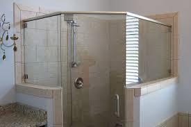 modern frameless shower doors. Semi Frameless Shower Doors For Modern Style Door And