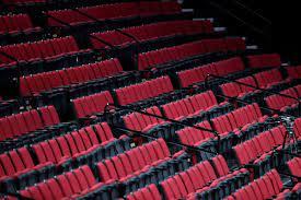 Trail Blazers' Fan-Less Arena ...