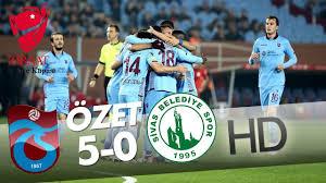 Trabzonspor - Sivas Belediyespor Maç Özeti