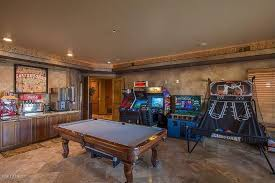 basement game room ideas.  Ideas Large Basement Game Room With Pool Table And Classic Games To Basement Game Room Ideas