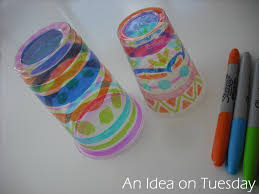 Decorating Plastic Tumblers An Idea On Tuesday Plastic Cup Bells
