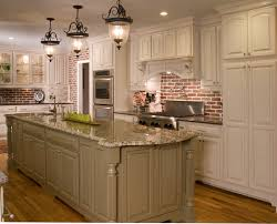 Small Picture Love the exposed brick A French Quarter Kitchen Renovation