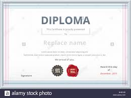 diploma template wax stamp soft color tone design for stock  diploma template wax stamp soft color tone design for corporate vector template