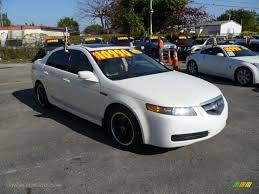 2004 Acura TL 3.2 in White Diamond Pearl photo #7 - 003965 | Jax ...