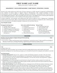 Manager Resume Samples Free Management Resume Free Restaurant