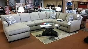 decoration fresh how to place a rug under sectional sofa what size area with for living