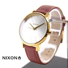 nixon nixon watch all around model kensington leather kensington leather of the elegant design the kensington leather kensington leather which