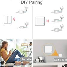 1900 Light Switch Wsdcam Wireless Light Switch And Receiver Kit Outdoor 1900