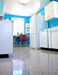 mosaic vintage kitchen flooring antique retro vinyl floor tiles style