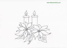 Fiori Da Colorare Per Natale 2015 Mimose Da Colorare Per Festa