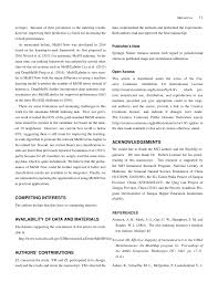Academic Journals Journal Of Cell Biology And Genetics Template