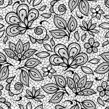 800x800 old lace seamless pattern ornamental flowers vector texture
